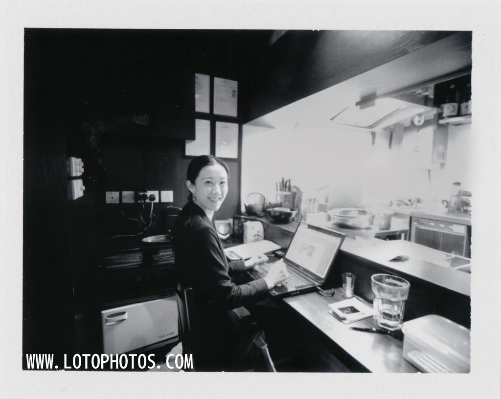 Ayuchi at Sake Bar Ginn.